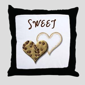 Sweet Cookies Throw Pillow