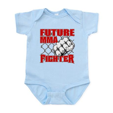 Future MMA Fighter - Glove Infant Bodysuit