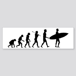 Surf Evolve Sticker (Bumper)
