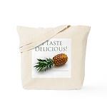 I Taste Delicious Tote Bag
