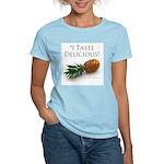 I Taste Delicious Women's Light T-Shirt