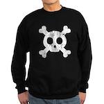 Skull & Crossbones Sweatshirt (dark)
