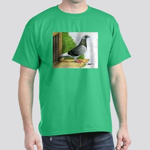 Racing Homer Pigeon Dark T-Shirt