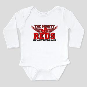 KopsRedArmy 3rd Reg. Long Sleeve Infant Bodysuit