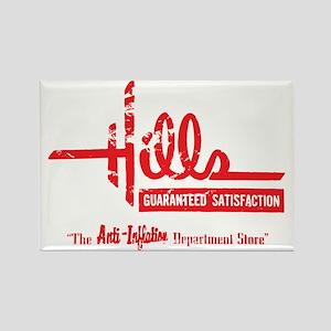 Hills Dept. Store Rectangle Magnet