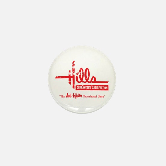Hills Dept. Store Mini Button