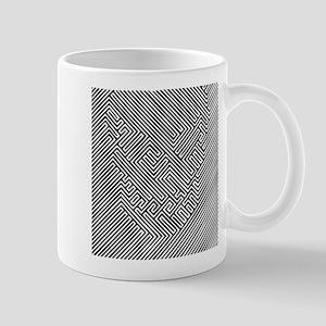 Skull Optical Illusion Mug
