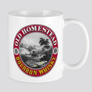 OLD HOMESTEAD BOURBON Mugs