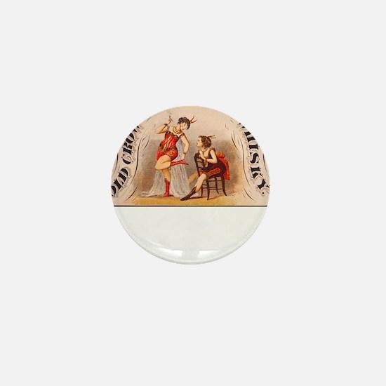 Funny Bourbon Mini Button