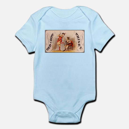 OLD CROW WISKY 1870 Body Suit