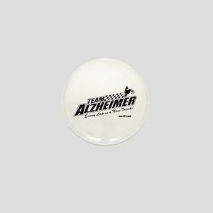 Team Alzheimer Mini Button