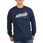 Team Alzheimer Long Sleeve Dark T-Shirt