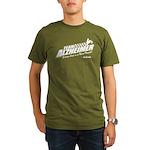 Team Alzheimer Organic Men's T-Shirt (dark)