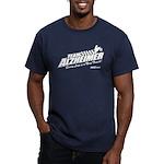 Team Alzheimer Men's Fitted T-Shirt (dark)
