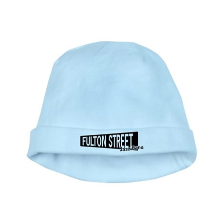 Fulton Street baby hat