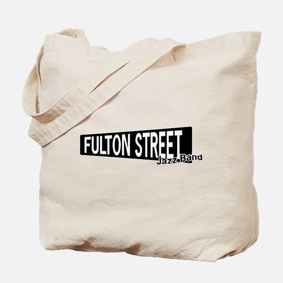 Fulton Street Tote Bag