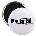 Fulton Street Magnet