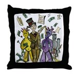 Cure Me Throw Pillow
