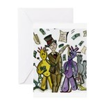 Cure Me Greeting Card