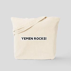 Yemen Rocks! Tote Bag