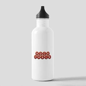 Rock Chalk BB Stainless Water Bottle 1.0L