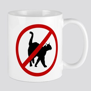 Anti Cats Mug