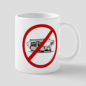 Anti Campers Mug