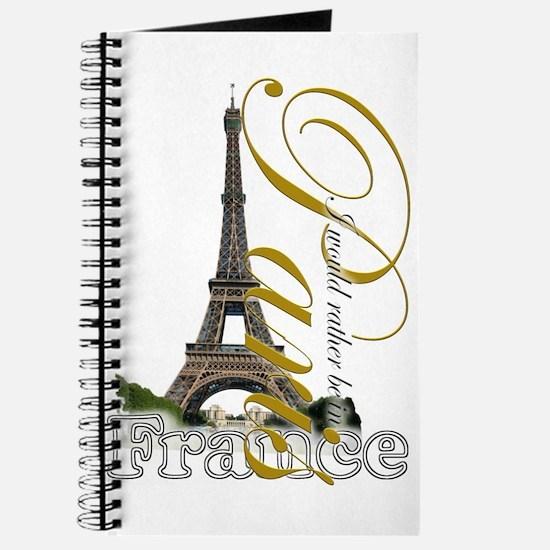 Paris, France - Journal