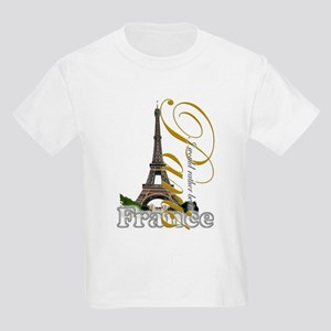 Paris, France - Kids Light T-Shirt