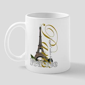 Paris, France - Mug