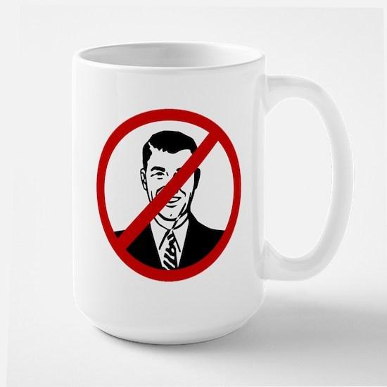 Anti Boss Large Mug