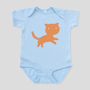 ColorKats (orange) Infant Bodysuit