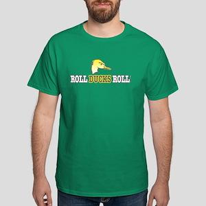 ROLL DUCKS ROLL Dark T-Shirt
