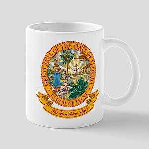 Florida Seal Mug