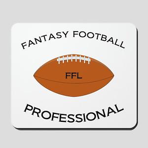 Fantasy Football Professional Mousepad