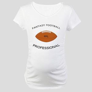 Fantasy Football Professional Maternity T-Shirt