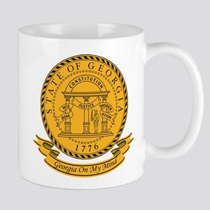 Georgia Seal Mug