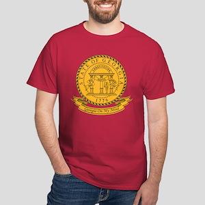 Georgia Seal Dark T-Shirt