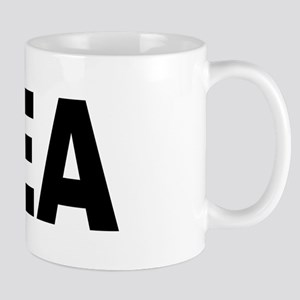 DEA Drug Enforcement Administration Mug