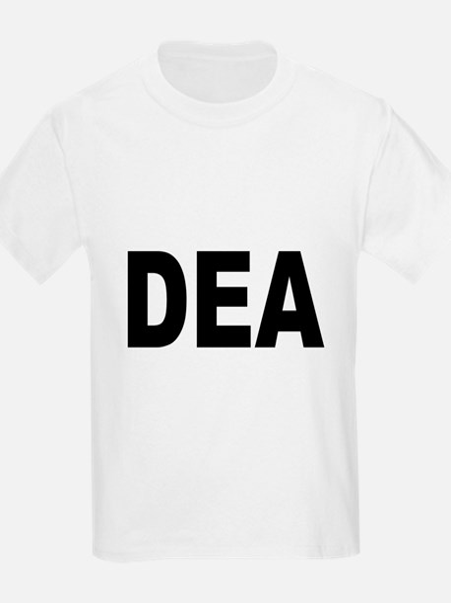 DEA Drug Enforcement Administration (Front) Kids T