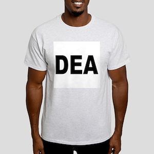 DEA Drug Enforcement Administration (Front) Ash Gr