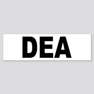 DEA Drug Enforcement Administration Sticker (Bumpe
