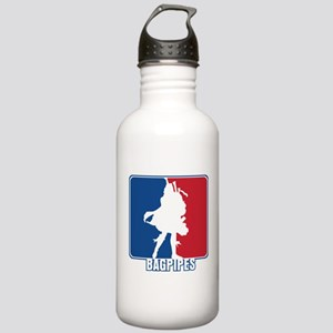 Major League Bagpipes Stainless Water Bottle 1.0L