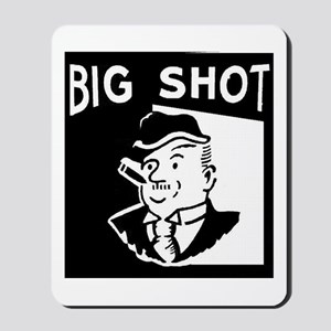 Big Shot Mousepad