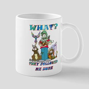 Too Many Pets ? Mug