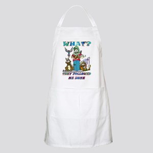 Too Many Pets ? Apron