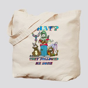 Too Many Pets ? Tote Bag
