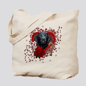 Valentines - Key to My Heart Tote Bag