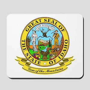 Idaho Seal Mousepad