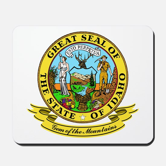Idaho Seal Mousepad